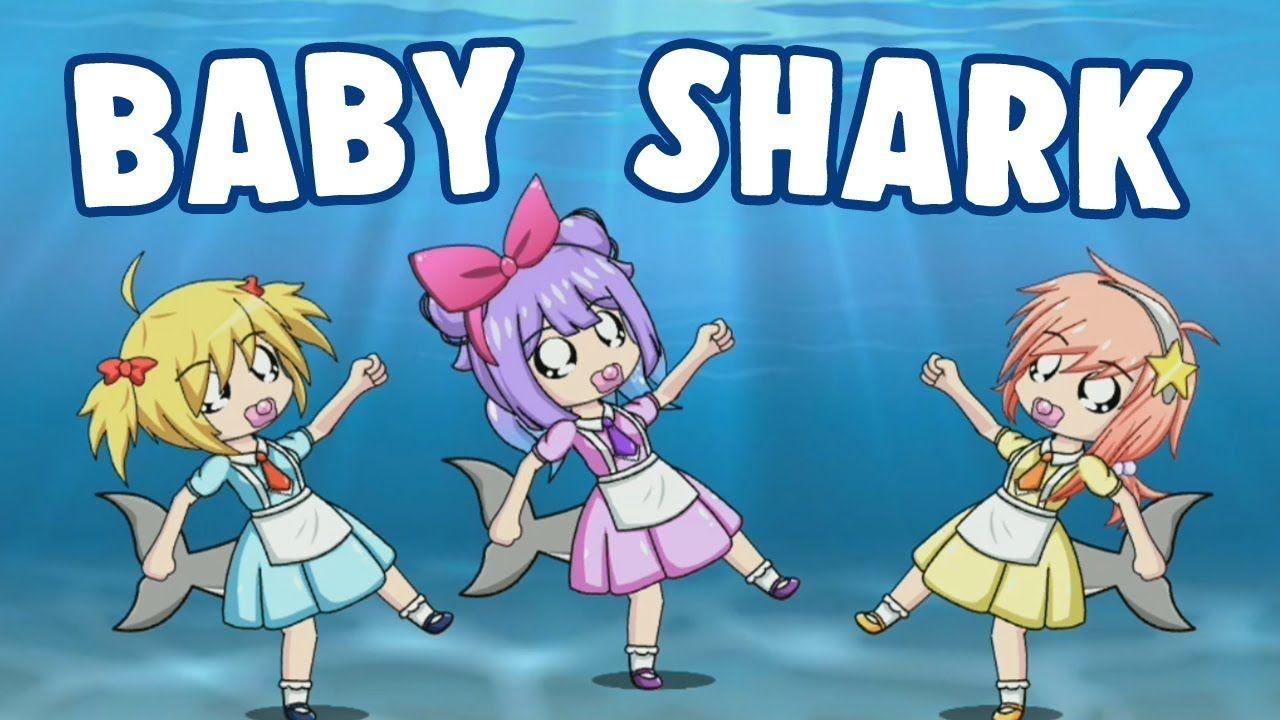 Baby Shark Gacha Studio Meme Youtube Baby Shark Dancing Baby Memes