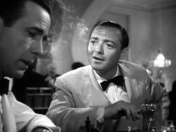 Image result for images of peter lorre in casablanca film
