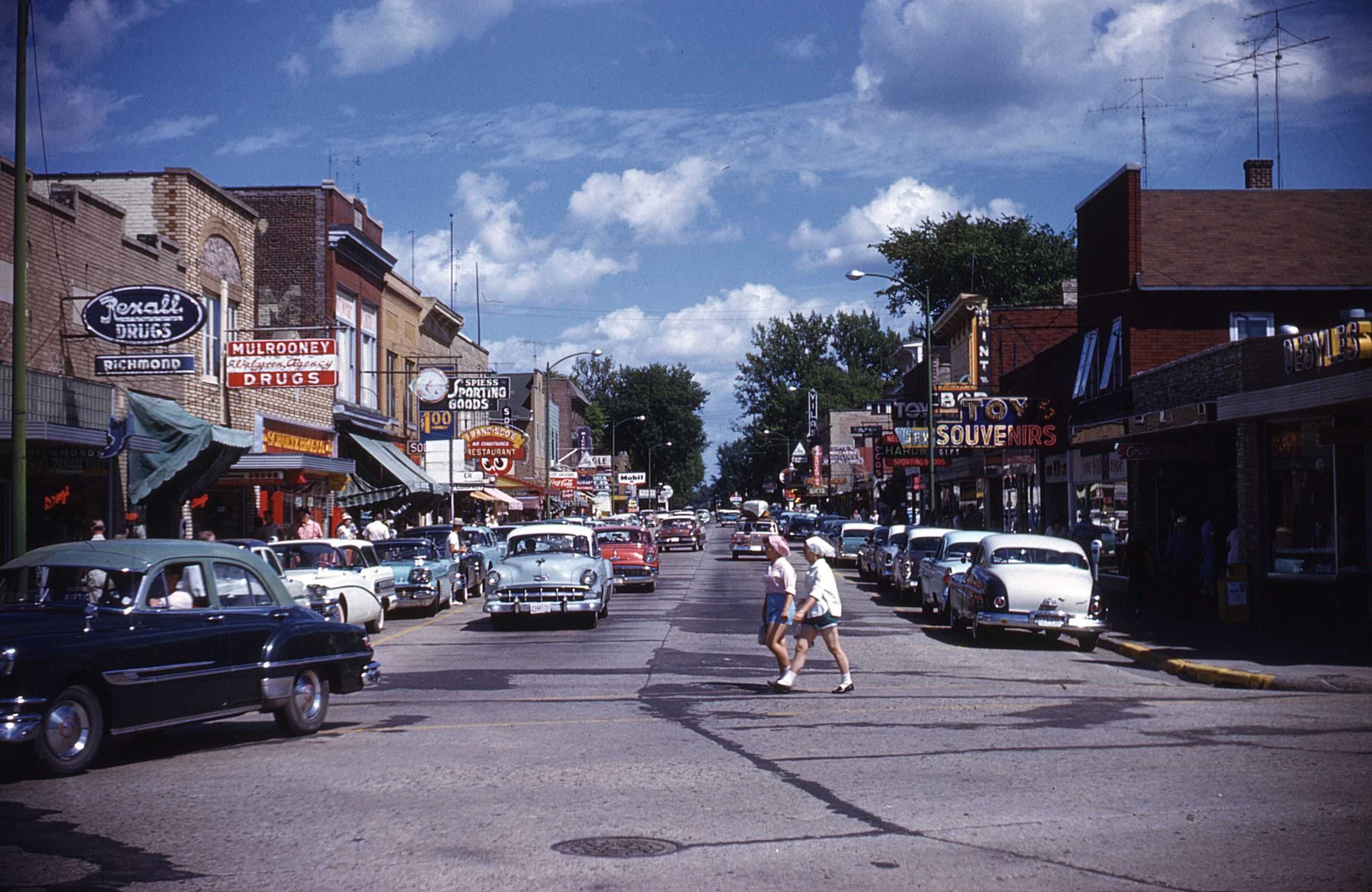 Images Of Oklahoma Small Towns Small Town Usa In The Mid
