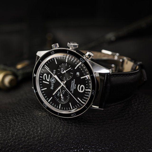 Bell & Ross BR 126 Sport Watch