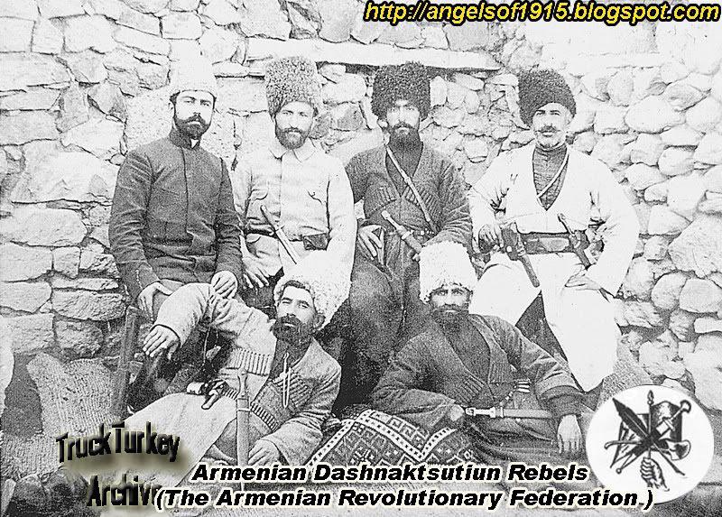 armenian dashnaktsutiun rebels