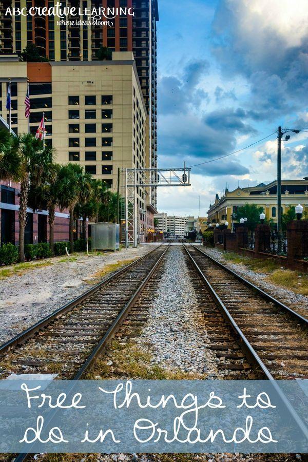 Free Things To Do In Orlando Orlando Vacation Orlando Travel