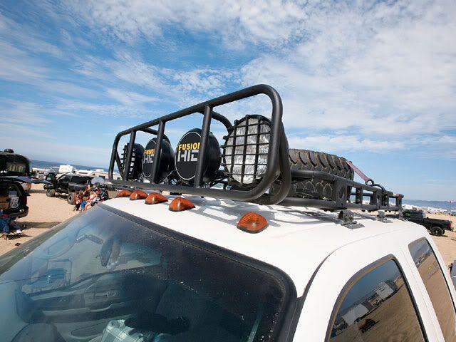 Roof rack light bar off road 4x4 travel overland and roof rack light bar aloadofball Choice Image