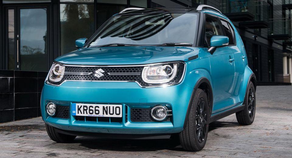 2017 Suzuki Ignis Lands In Uk Starts From 9 999 Best Small