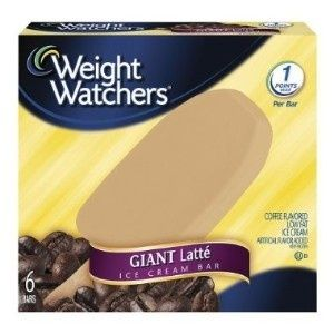 Weight Watchers Divine Triple Chocolate Ice Cream Bars, 2.65 oz, 6ct