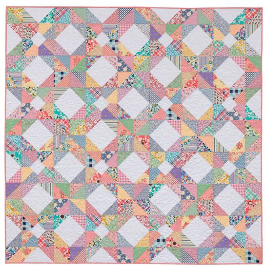 5 Scrap-Basket Strips and Squares Quilting with 2 1//2 and 10 Treasures