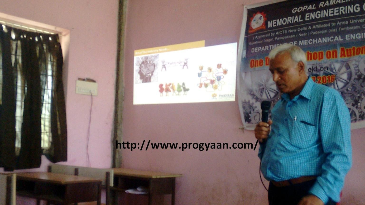 Progyaan provides quality learning atmosphere to students