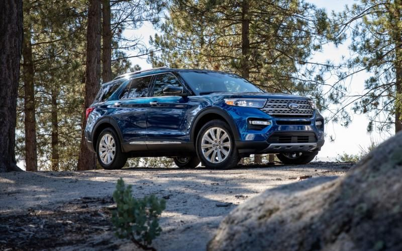 Ford Explorer Platinum 2020 2020 Ford Explorer Ford Explorer Ford Explorer Reviews