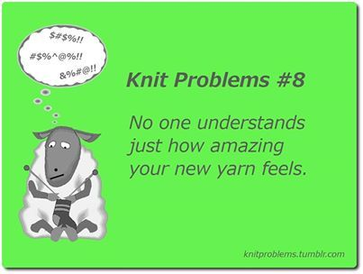 Knit Problems #8