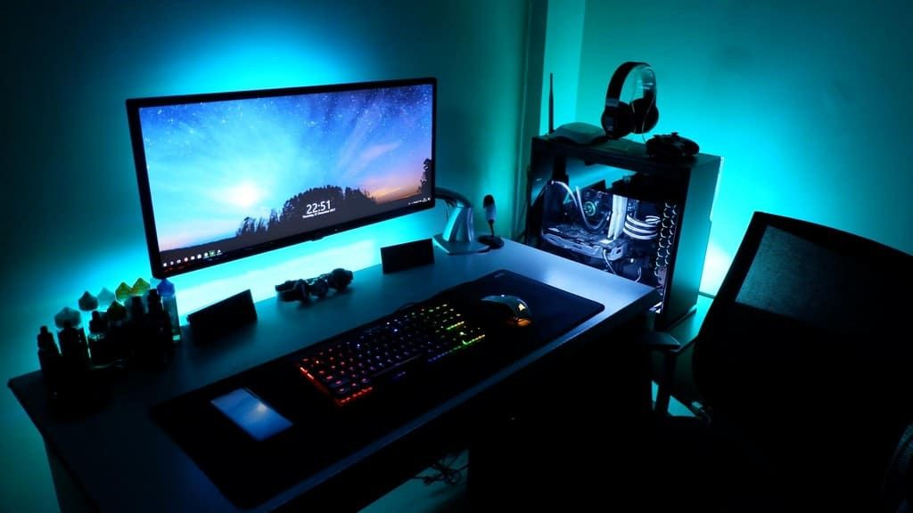 10 Best Gaming Setups of 2019  The Ultimate PC Gaming