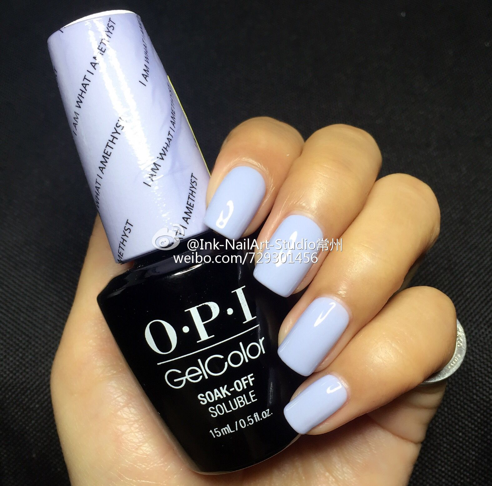 opi 2016 soft shades-pastels Gelcolor"