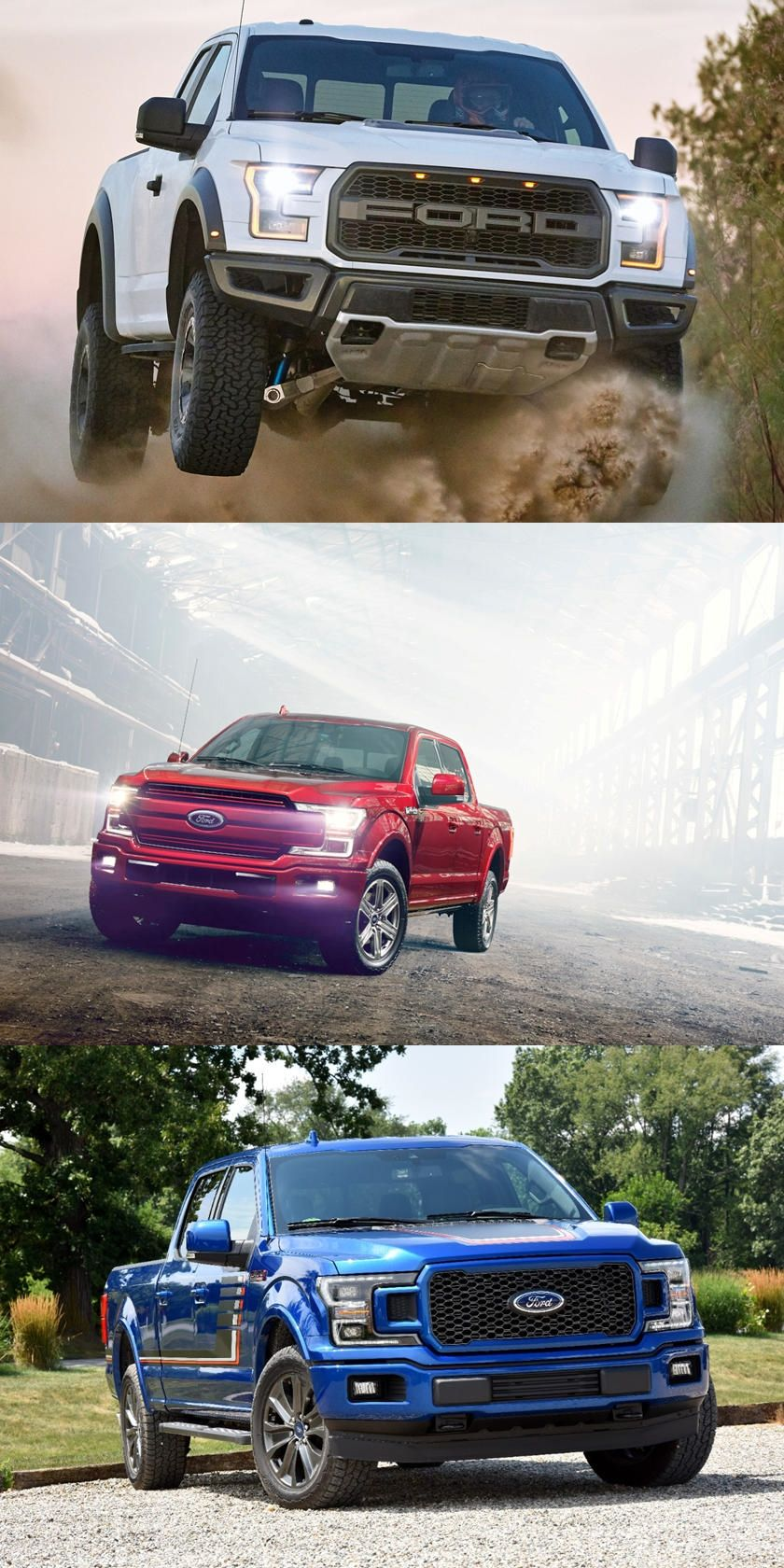 These Are All The Colors For The All New 2021 Ford F 150 One Company Seems To Have Revealed The Exterior Color Palette F In 2020 Ford F150 Exterior Color Palette Ford