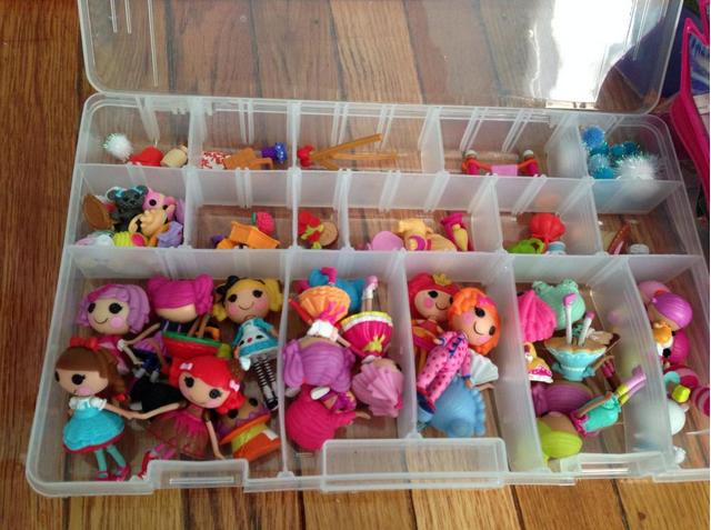 C mo organizar juguetes peque os organizacion habitaci n - Organizar habitacion ninos ...