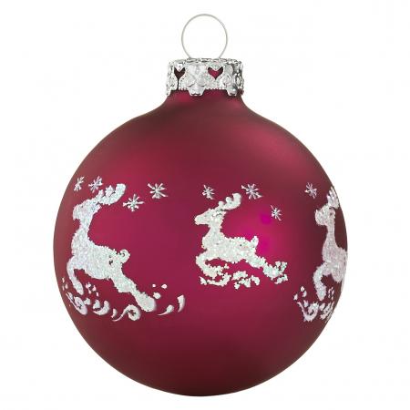 Christbaumkugeln Rosegold.Christbaumkugeln Mit Umlaufenden Dekoren Xmas Holiday