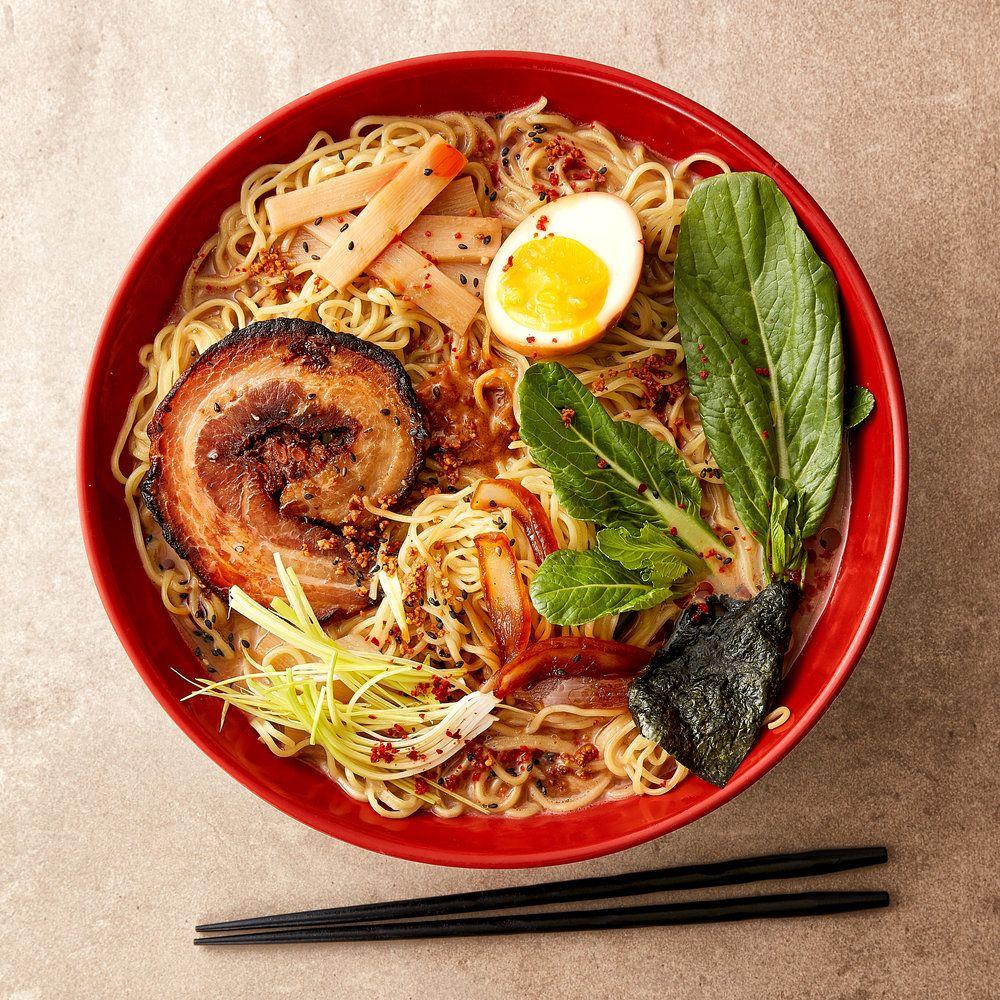 dramen bowl  asian grocery food travel food