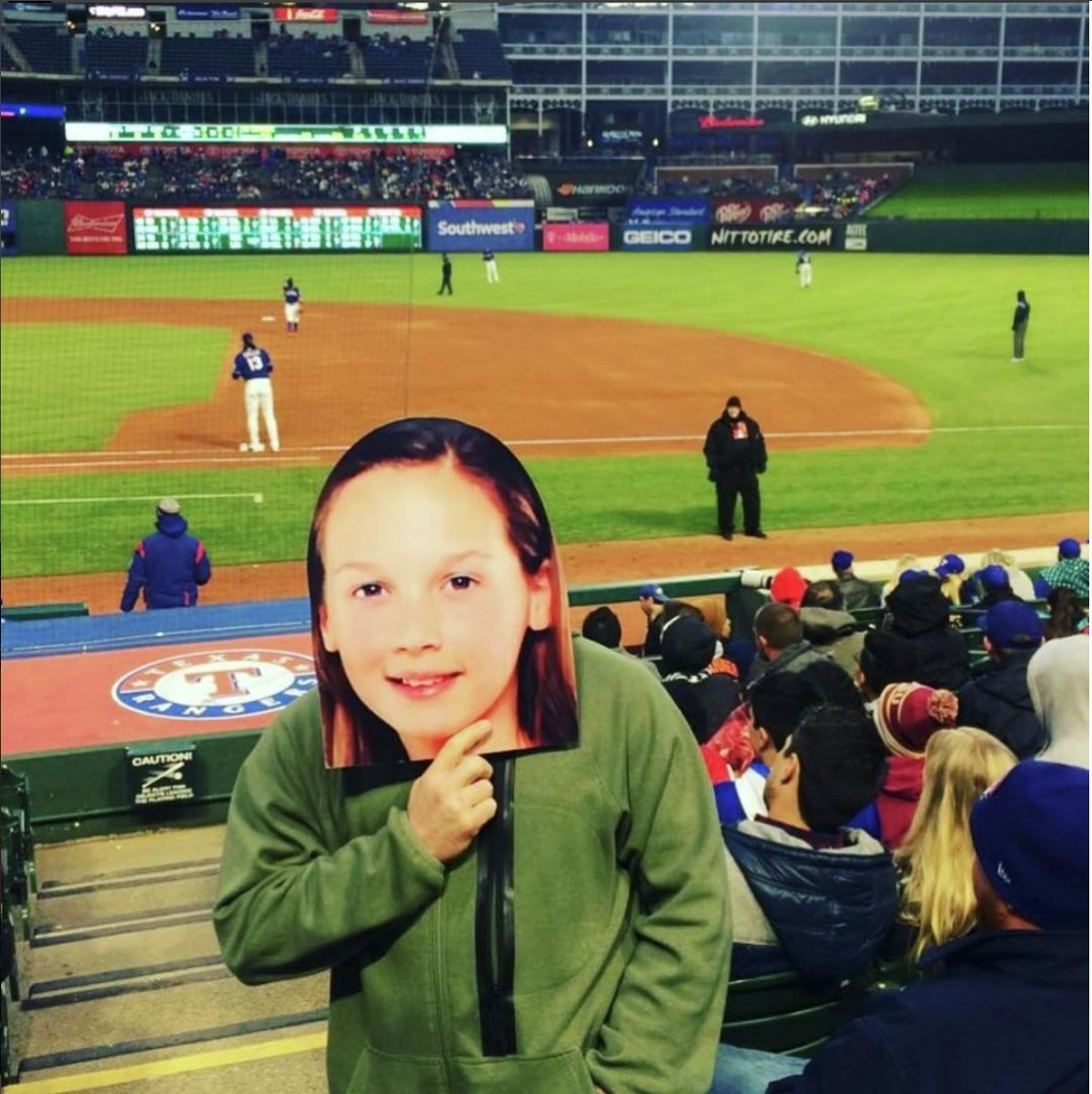 High Quality Sports Big Head Face Cutouts By Build A Head Build A Head Big Head Cutouts Team Mom