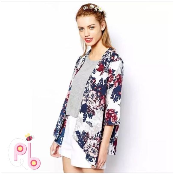 1 Hour Sale🔻🎈3X Host Pick🎈FLOWER cardigan NWT | 50, Sweater ...