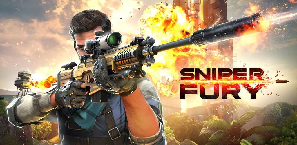Sniper Fury Online 3D FPS & Sniper Shooter Game trong
