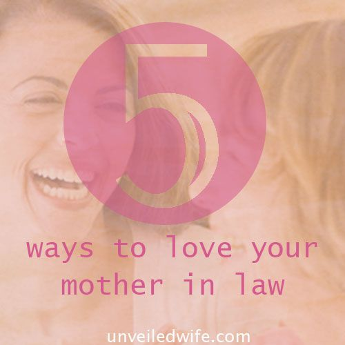 parents in law relationship advice