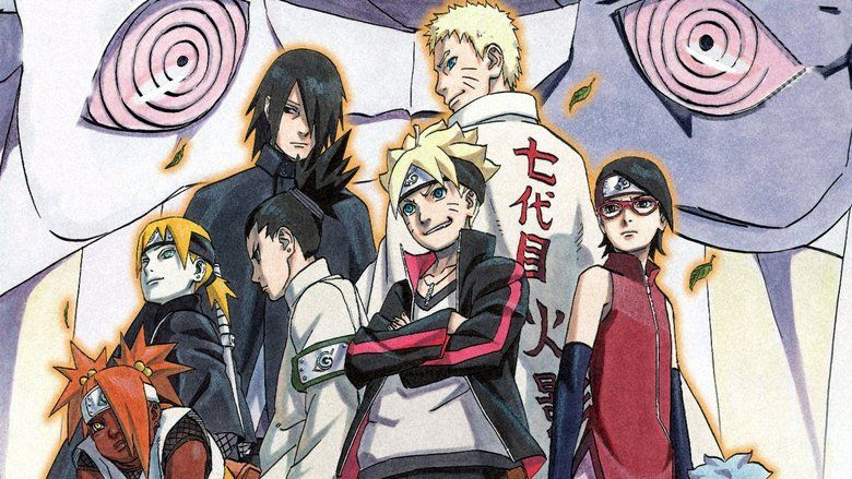 Nonton Film Boruto Naruto the Movie (2015) Online