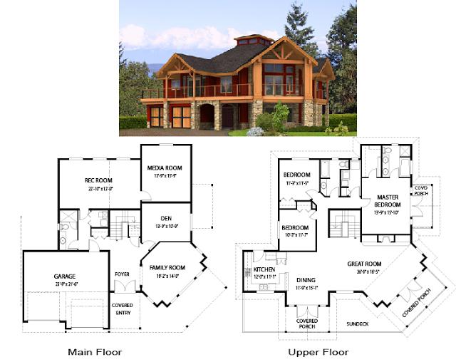 Casas de m s de 200 m2 dise os de casas e interiores for Diseno de interiores de casas planos