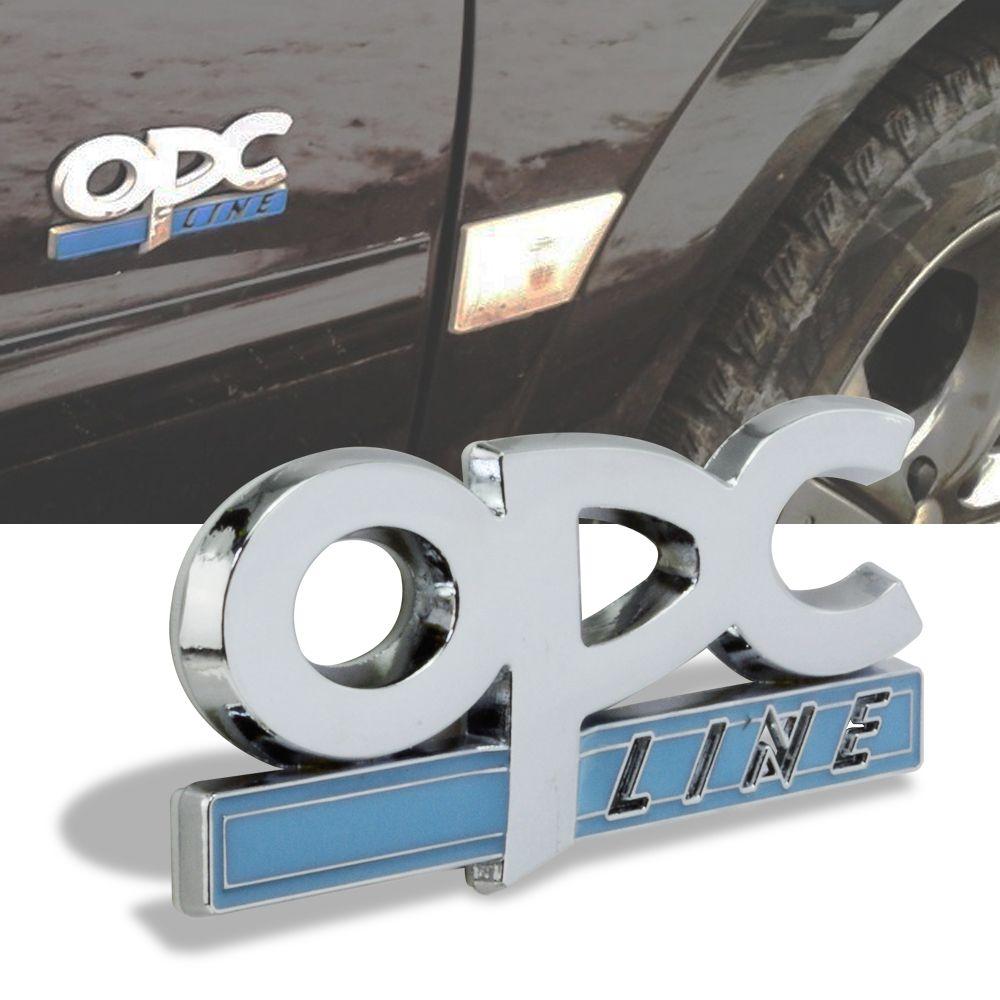 For Opel Regal Lacrosse Astra Corsa Mokka Buick 3D Metal