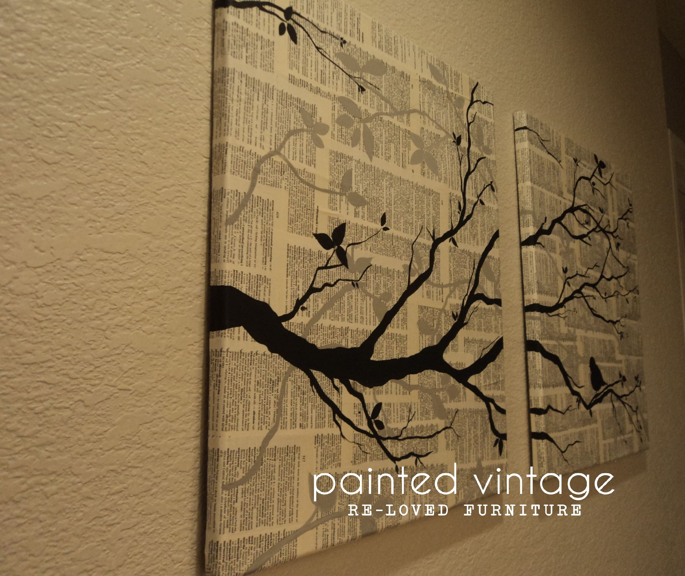 Do It Yourself Wall Art For Under $8.00 For Any Decor! Taupe And