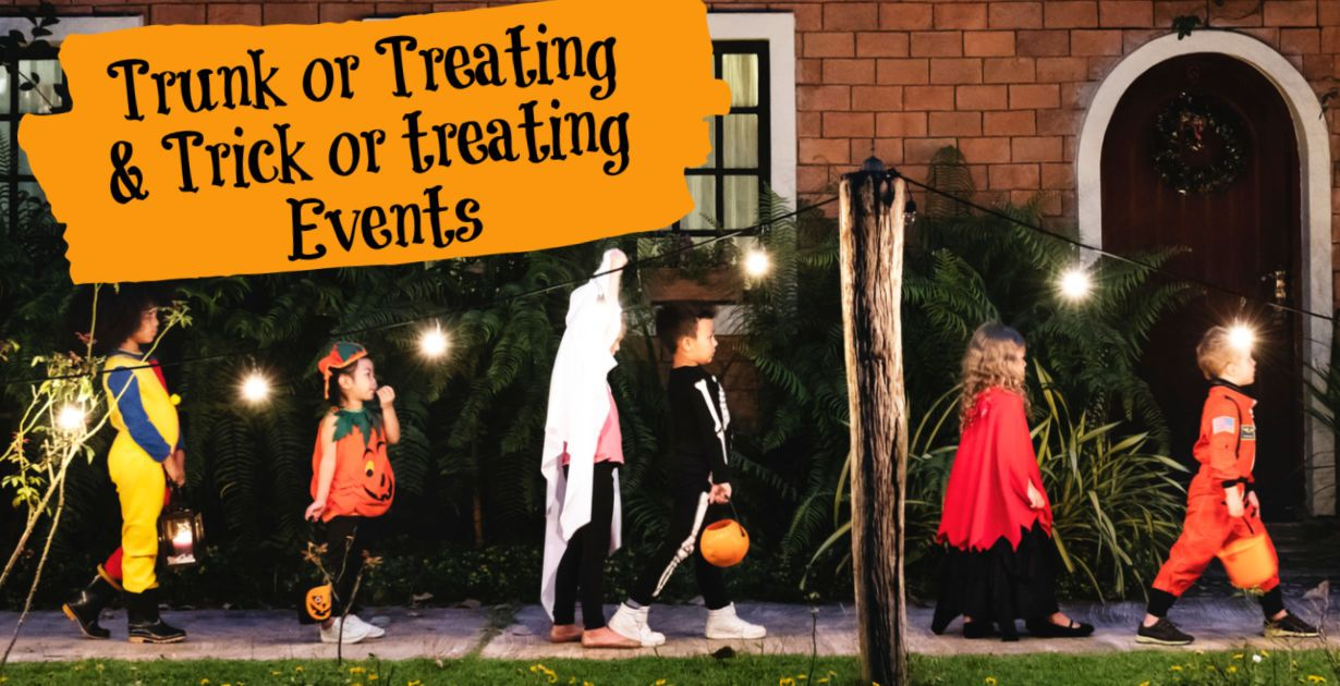 Kansas City Trick or Treating & Trunk or Treating Near Me