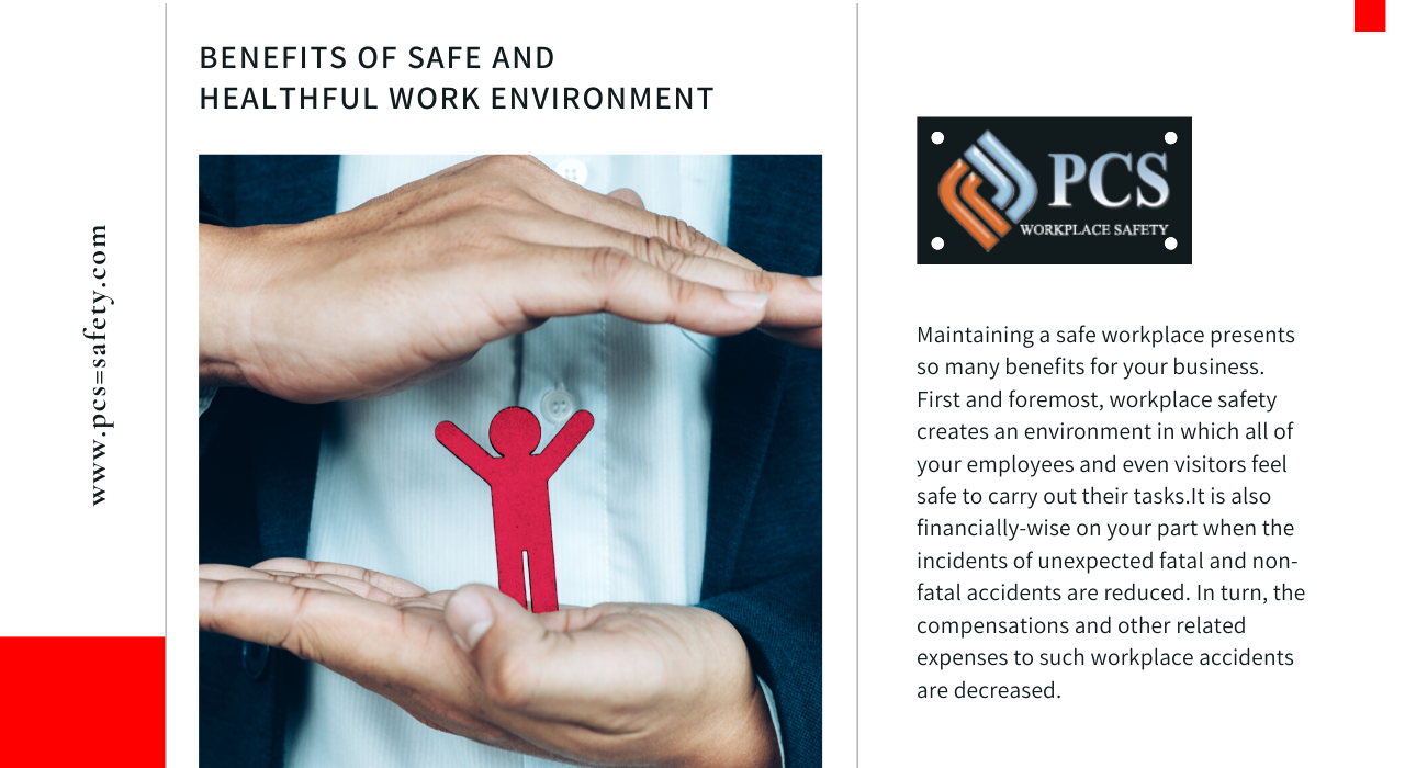PCS Safety, Inc. offers safety training programs to help