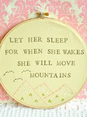 Nursery decor: 10 adorable quotes for the wall | Today's Parent