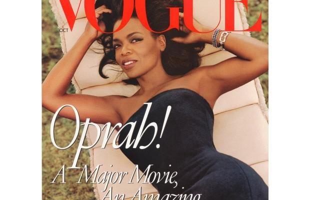 Oprah Winfrey Vogue Cover   Oprah Winfrey on the cover of ...