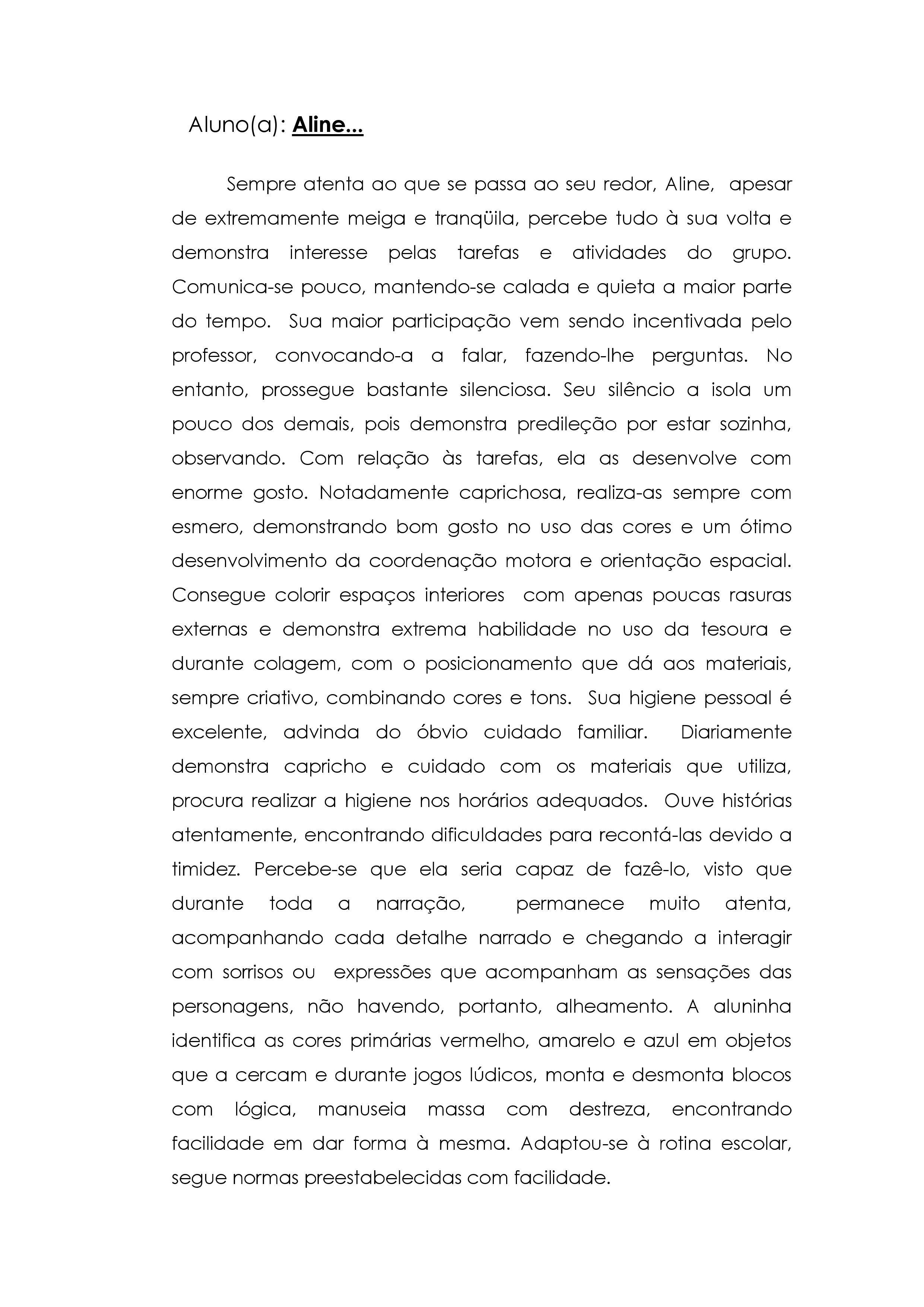 Suficiente modelo de relatório de avaliação | Relatórios | Pinterest  BD59