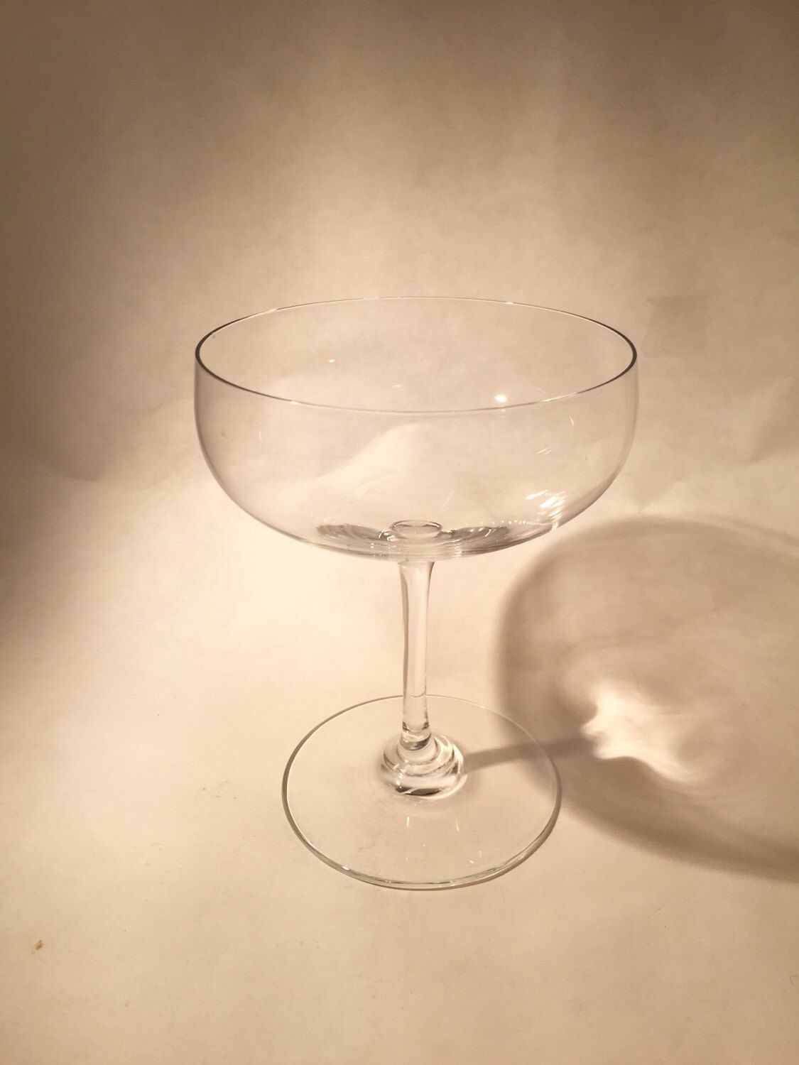 Baccarat Crystal Champagne Coupe | Crystal champagne and Champagne