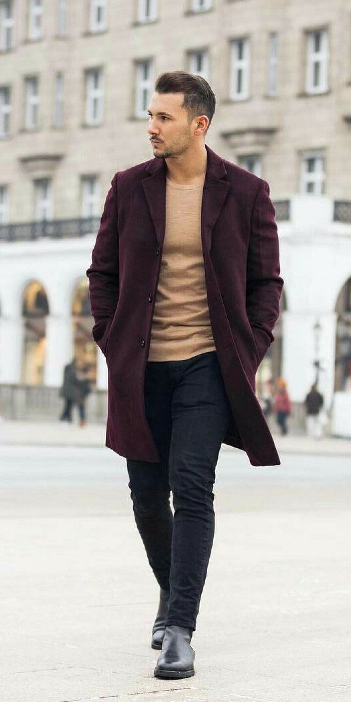 Men's Fashion - 10 Sharp Fall Outfit Ideas For Men in 2020 ...