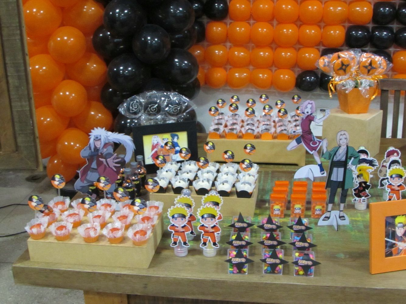 40++ Anime birthday party supplies inspirations