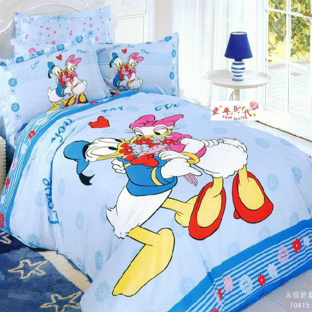 Donald Duck Mickey Mouse Bedding