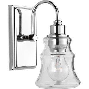 Bathroom Sconces You'll Love   Wayfair   Progress lighting ... on Wayfair Bathroom Sconces id=72785