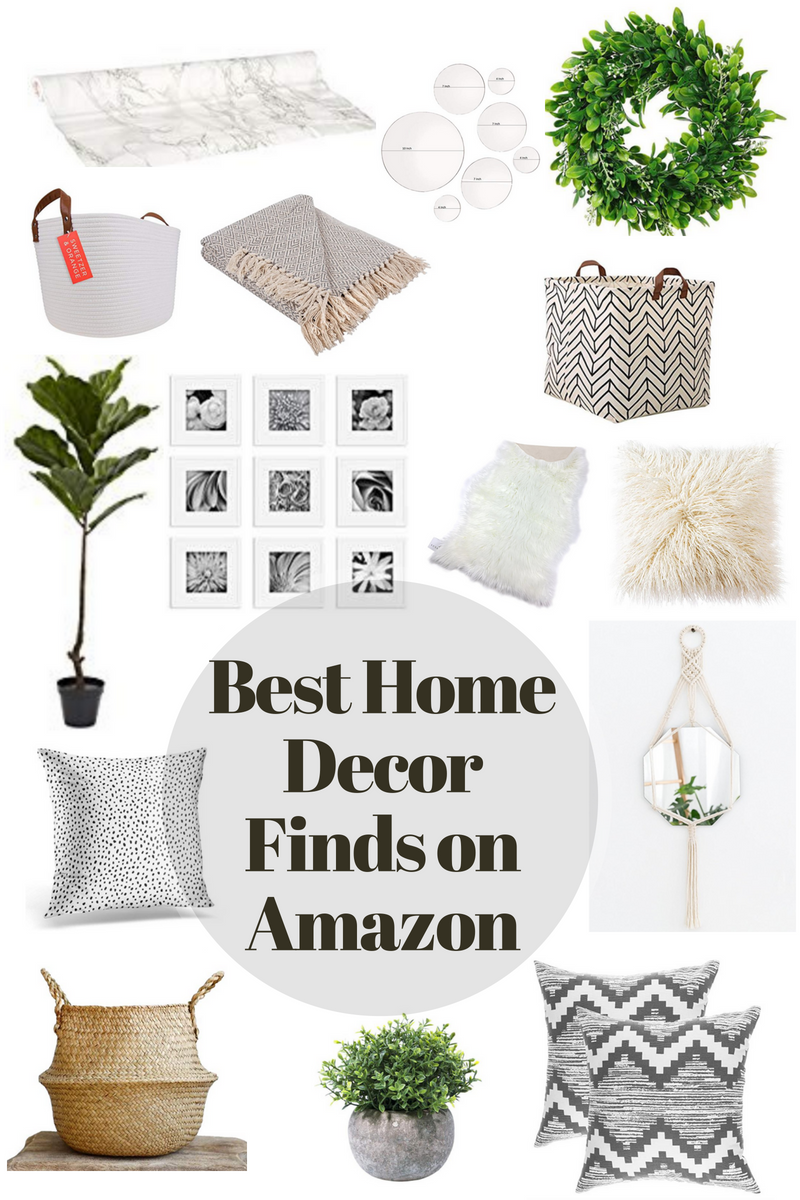 Photo of FriYAY Faves-Amazon Home Decor! – Collectively Casey