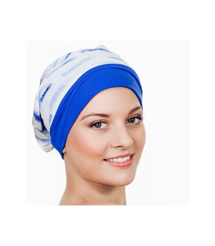chimio Frégate bleu et bleu ciel Cheveux