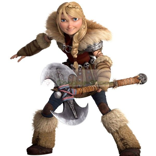 Diy Astrid 2 Costume Astrid Hofferson Full Cosplay Costume In How To Train Your Dragon 2 How Train Your Dragon Astrid Cosplay How To Train Your Dragon