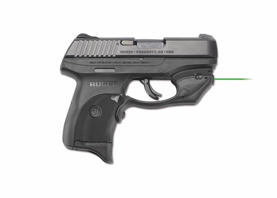 crimson trace provides laser