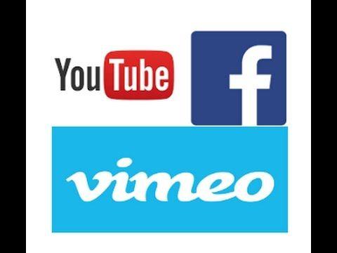 Como Descargar Videos De You Tube Vimeo Y Facebook Sin Programas