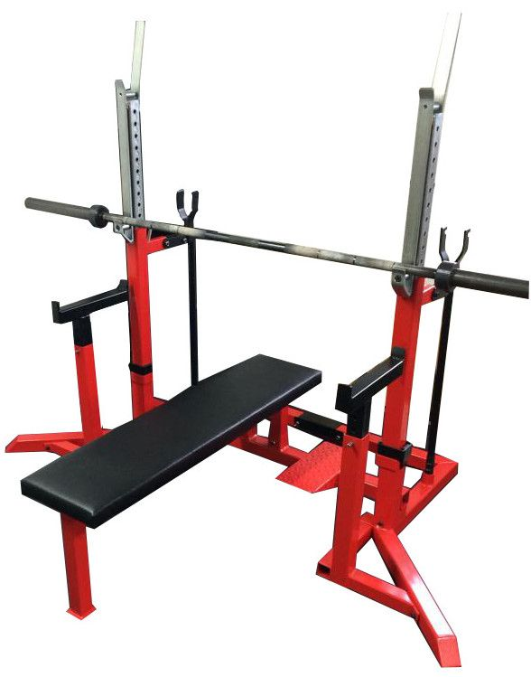 Er Combo Squat Bench Rack Bench Press Rack Bench Rack