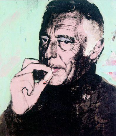 """Andy Warhol eseguì il ritratto di Gianni Agnelli nel 1972 con una tecnica di serigrafia e pittura acrilica su tela. L'opera dedicata al """"totem"""" di Juventus e Ferrari è stata poi venduta per 375mila euro dalla Christie's a Milano -L'album della Formula 1"""