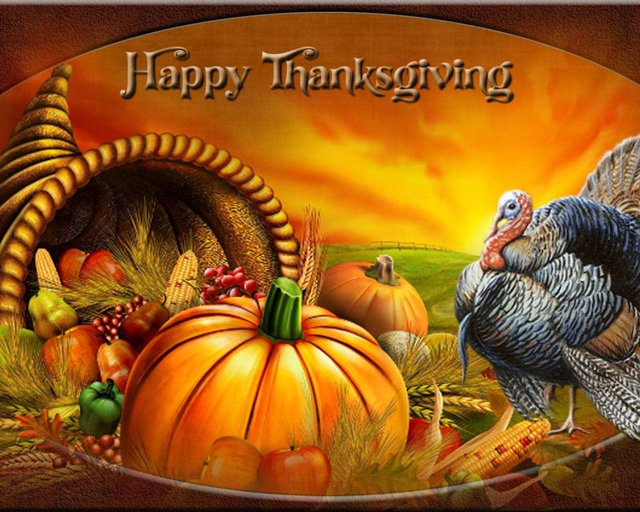 Happy thanksgiving greeting card and wallpaper http: www.riversongs