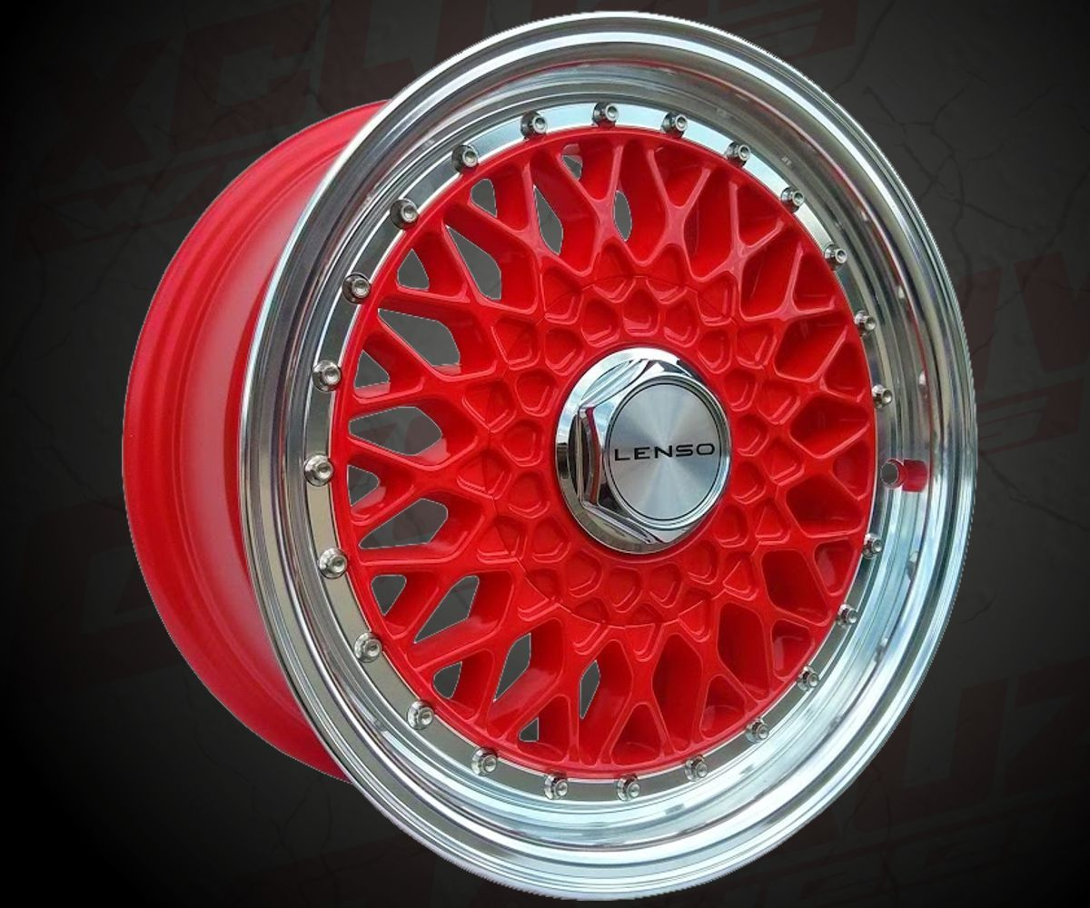 Modèle Lenso Bsx Style Rétro Tuning Tailles 15x70