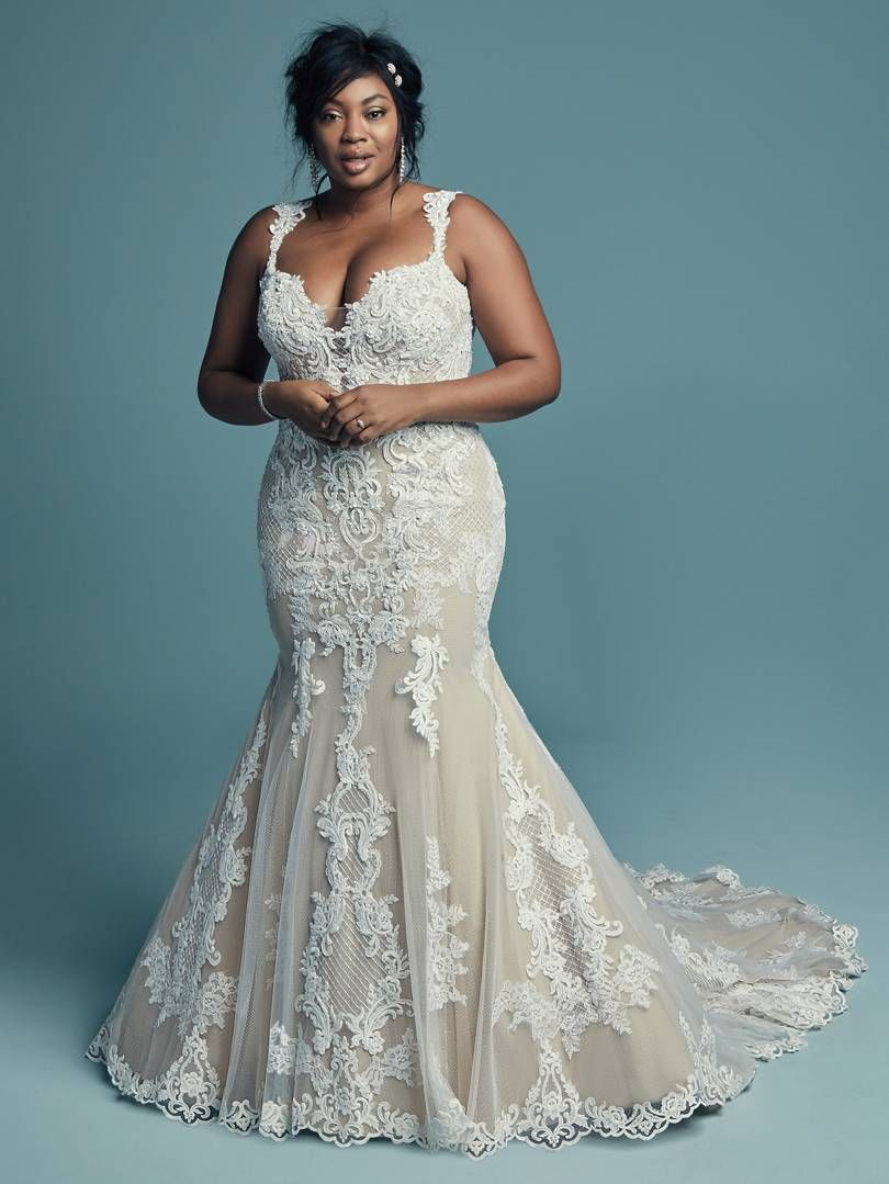 Wedding Dresses For Girls With Curves   Wedding dress, Weddings and ...