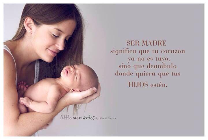 Maternidad Madres Frases Wwwlittlememoriescomar