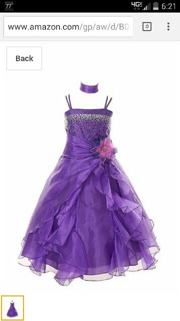 maybe a daddy daughter dance dress  toddler flower girl