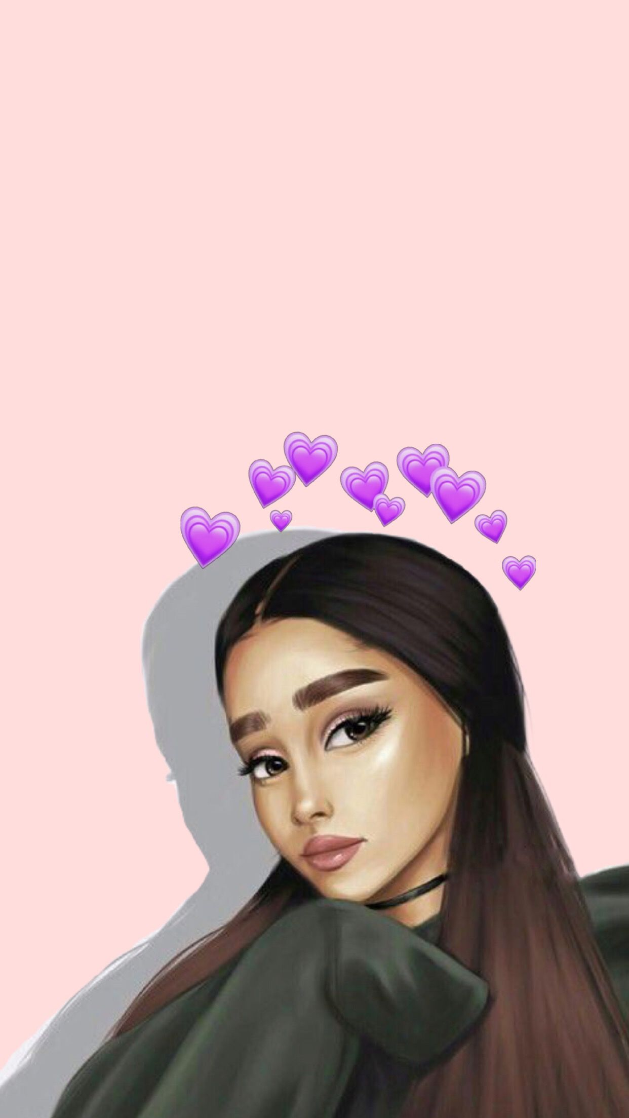 Pin by klondi on a r i a n a Ariana grande drawings